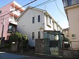 フォンテーヌ志茂[2階]の外観