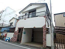 東京都北区東十条1丁目の賃貸アパートの外観