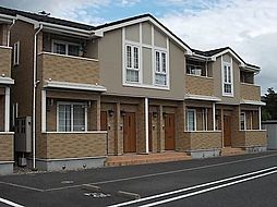 JR羽越本線 水原駅 バス48分 バス停下車 徒歩3分の賃貸アパート