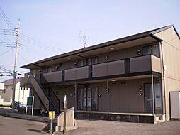クレスト藤ヶ丘IIB[202号室]の外観