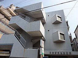 大阪府大阪市阿倍野区阿倍野元町4丁目の賃貸マンションの外観