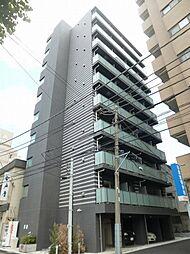 ルミード横浜阪東橋[9階]の外観