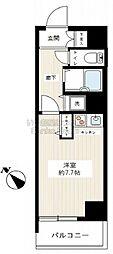 ヴェルト日本橋シティ[2階]の間取り