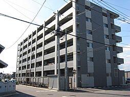 栃木県宇都宮市ゆいの杜5丁目の賃貸マンションの外観