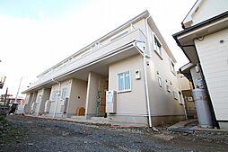 タウンコート東本郷[104号室]の外観