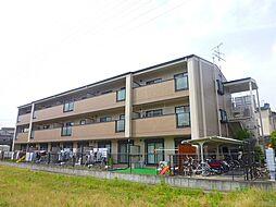 ディアコート藤井寺[202号室号室]の外観