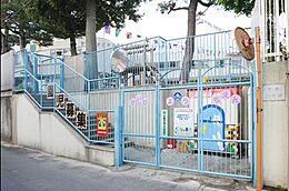 幼稚園調布星美幼稚園まで559m