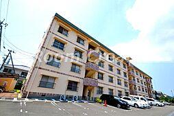 徳島県徳島市北田宮2丁目の賃貸マンションの外観