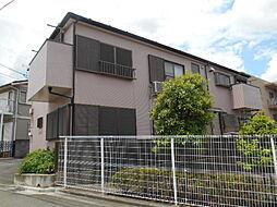 神奈川県横浜市神奈川区片倉4丁目の賃貸アパートの外観