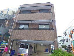 小川マンション[301号室]の外観