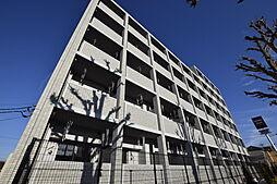 栃木県宇都宮市西川田本町2丁目の賃貸マンションの外観