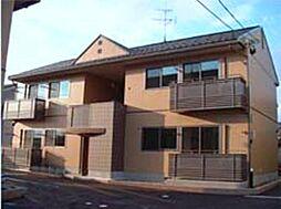 新潟県新潟市西区坂井東4丁目の賃貸アパートの外観