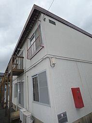 大東コーポB[2階]の外観