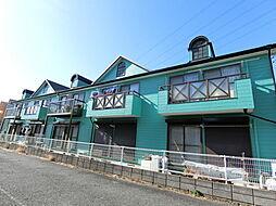 タウンコートA[105号室]の外観