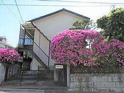 梅村ハイツ[1階]の外観