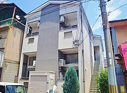 フラッツ堺東[1階]の外観