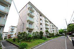 UR中山五月台住宅8号棟[306号室]の外観