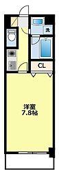 愛知県豊田市喜多町4丁目の賃貸マンションの間取り
