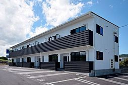 徳島県徳島市八万町川南の賃貸アパートの画像
