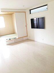 西淀川区大和田 中古戸建 4SLDKの居間