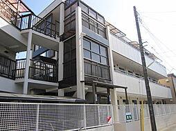 手塚コーポ1[1階]の外観