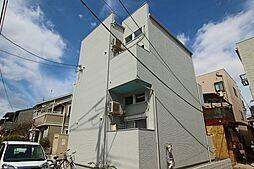 ラヴェリテ瓜生堂[2階]の外観