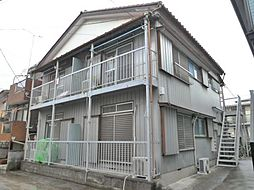 第四井上荘[201号室]の外観