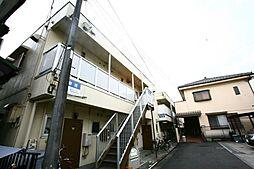 富士見コーポA[202号室]の外観