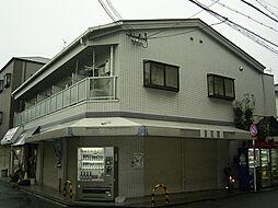 若江岩田駅徒歩5分 クワズハイツ[205号室]の外観