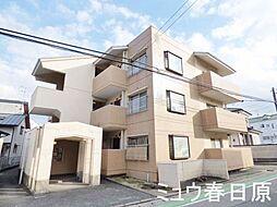 福岡県春日市小倉7丁目の賃貸マンションの外観