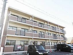 滋賀県甲賀市水口町高塚の賃貸マンションの外観