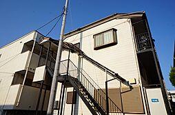 ハーフムーンMOCHI[1階]の外観