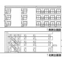(仮称)船橋市海神町2丁目プロジェクト[302号室]の外観