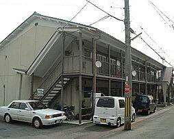 御屋敷荘[1-B号室]の外観