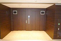 セリシール夙川苦楽園のエレベーターホール