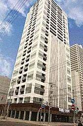 ラフィネタワー札幌南3条[4階]の外観