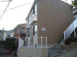 レオパレスサンヒルズ鎌谷町[1階]の外観