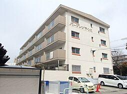 愛知県名古屋市天白区平針1の賃貸マンションの外観