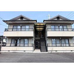 静岡県浜松市北区新都田5丁目の賃貸アパートの外観