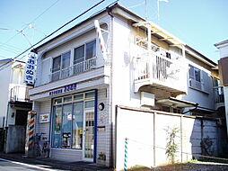 コーポ坂村[2F号室]の外観