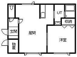 深川駅 4.7万円