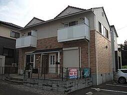 [テラスハウス] 茨城県常総市内守谷町きぬの里3丁目 の賃貸【/】の外観