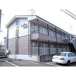 岐阜県各務原市那加浜見町1丁目の賃貸アパートの外観