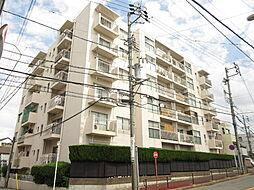 松栄レックスマンション[1階]の外観