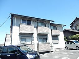 愛知県東海市加木屋町北平井の賃貸アパートの外観