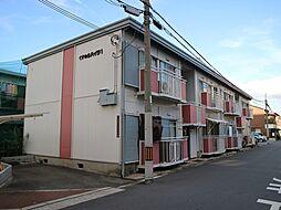 大阪府大阪市住吉区苅田9丁目の賃貸アパートの外観