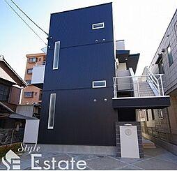 愛知県名古屋市西区万代町の賃貸アパートの外観