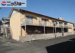 姥子荘B[2階]の外観