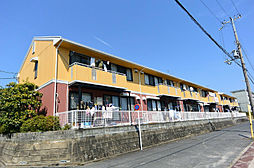 セジュール男山[2階]の外観