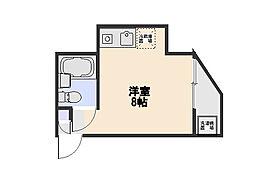 エクセル東藤沢[306号室]の間取り